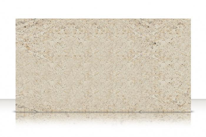 Ivory Sparkle Granite : Granite ivory fantsy